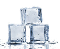 多维数据集冰三 免版税库存图片