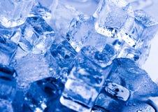 多维数据集冰 免版税库存照片