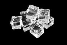 多维数据集冰 库存照片