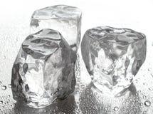 多维数据集冰 免版税库存图片