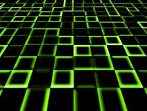 多维数据集纹理 向量例证