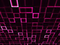 多维数据集纹理 免版税库存照片