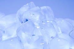 多维数据集组冰 库存图片