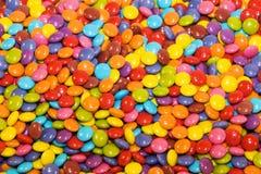 多色的糖果 图库摄影