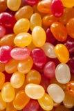 多色的软心豆粒糖糖果 库存图片