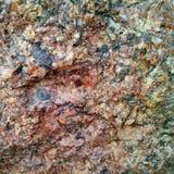 从多色花岗岩的背景 免版税库存照片