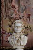 贝多芬胸象和古典音乐 图库摄影