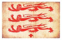 多西特大英国更旧的版本难看的东西旗子  免版税库存图片