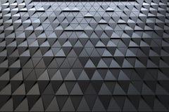 多角形形状抽象背景  库存图片