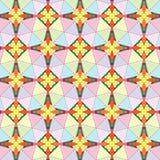 多角形样式 免版税库存图片