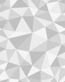 多角形马赛克背景 免版税库存照片