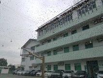 多雨星期一 库存图片