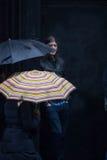 多雨的几天 免版税库存照片