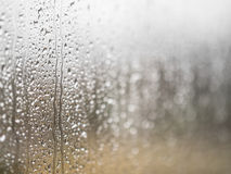 多雨的几天 库存图片