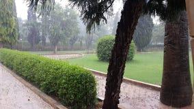 多雨的几天 免版税库存图片