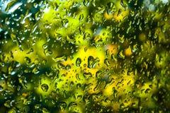 多雨的日 图库摄影