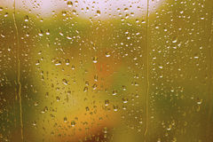 多雨的日 库存图片
