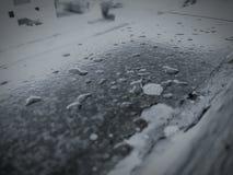 多雨的日 免版税库存图片