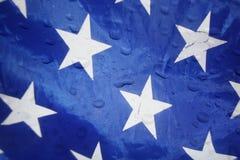 多雨美国 库存图片