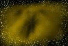 多雪的背景 库存图片