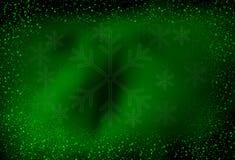 多雪的背景 免版税库存照片