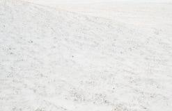 多雪草的倾斜 免版税库存图片