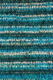 多颜色织品纹理 免版税库存照片
