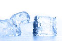 多维数据集冰 图库摄影
