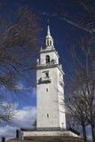 多彻斯特高度纪念塔在托马斯公园,南波士顿马萨诸塞,美国 图库摄影