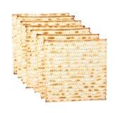 多matza小面包干说谎的一个在别的 免版税图库摄影