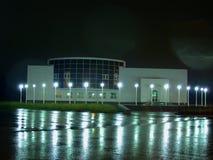 夜地平线 旅馆冰山 alexei庄园kolomenskoe mikhailovich莫斯科宫殿门廊tsar的俄国 库存图片