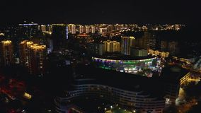 夜度假胜地 股票录像