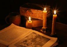 夜间时数 库存照片