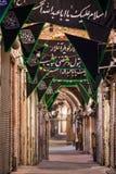 大不里士,伊朗老义卖市场  这个地方被题写了当世界遗产名录站点 免版税库存照片