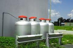 大丙烷储罐 库存图片