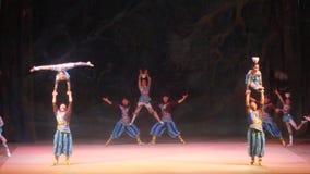 大中国马戏在基辅,乌克兰 图库摄影