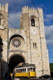 大主教管区罗马宽容的里斯本 库存图片