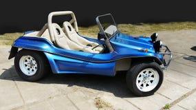 大众海滩多虫的汽车,越野车 免版税图库摄影