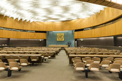 大会议房间 免版税库存图片