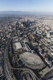 大会Cetner和街市洛杉矶 免版税库存图片