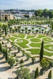 大别墅de凡尔赛庭院在巴黎,法国 库存图片