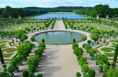 大别墅de凡尔赛-法国 库存照片