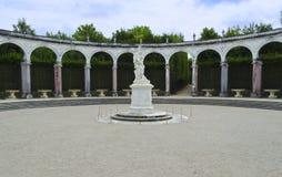 大别墅de凡尔赛-法国 免版税图库摄影