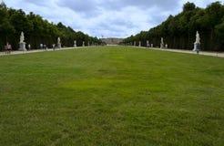 大别墅de凡尔赛-法国 免版税库存照片
