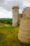 大别墅de Falaise的看法 免版税库存图片