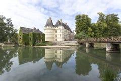 """大别墅de l """"Islette,法国 库存图片"""