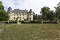大别墅de l ` Islette,法国 图库摄影