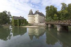 大别墅de l ` Islette,法国 库存图片