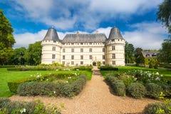 大别墅de l'Islette,法国 库存图片