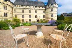 大别墅de l'Islette,法国 库存照片